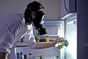 Обработка холодильника