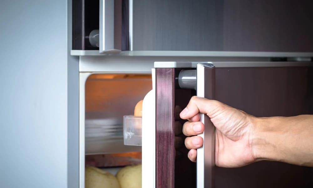 Как установить новый холодильник