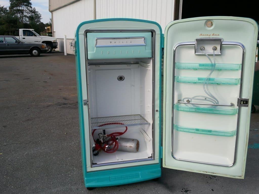 Кондиционер из холодильника