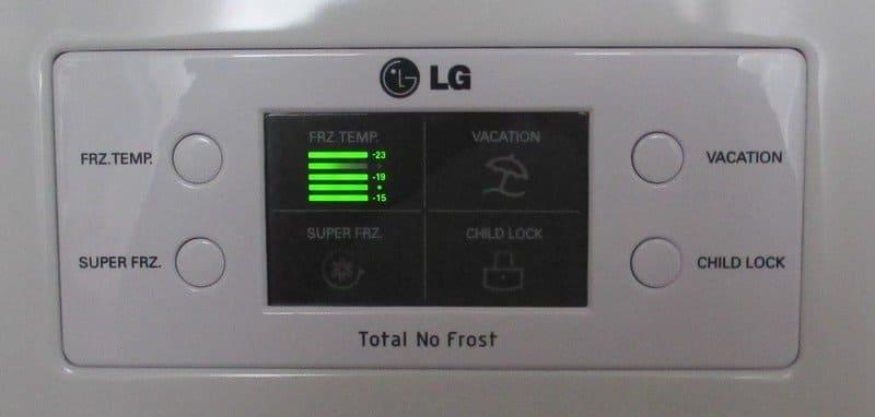 Сбой в модуле управления холодильника