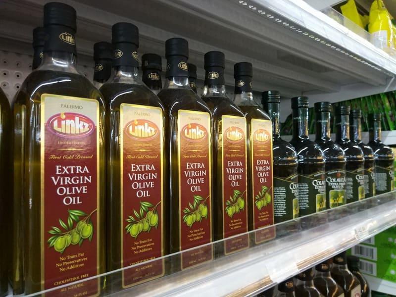 Сколько хранится оливковое масло