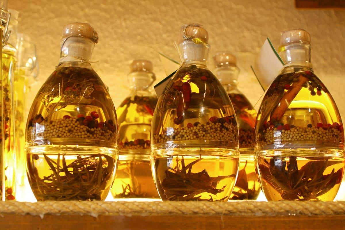 где хранить оливковое масло