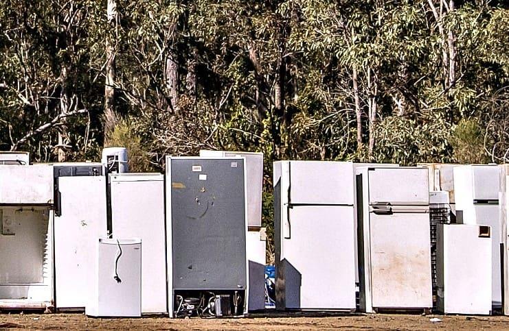 утилизация холодильников в металлолом