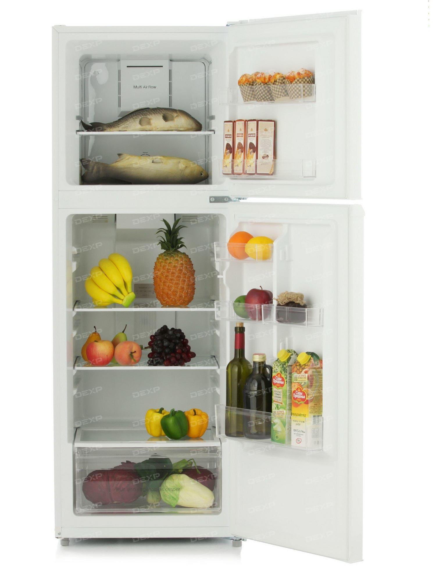 холодильники Dexp NF240D