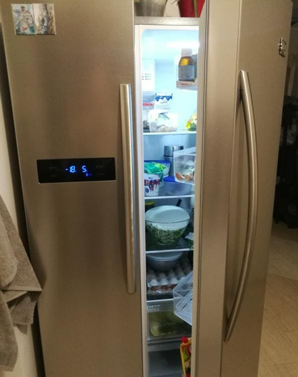 холодильники Dexp SBS530M