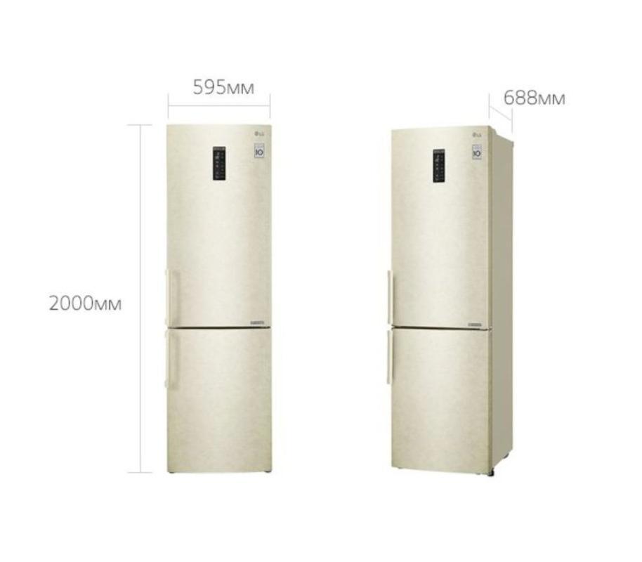 холодильник GA-B499 YEQZ
