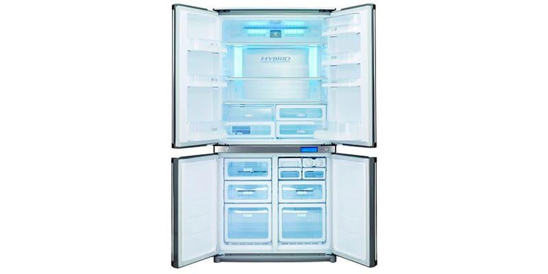 холодильник SHARP SJ-F95STBE