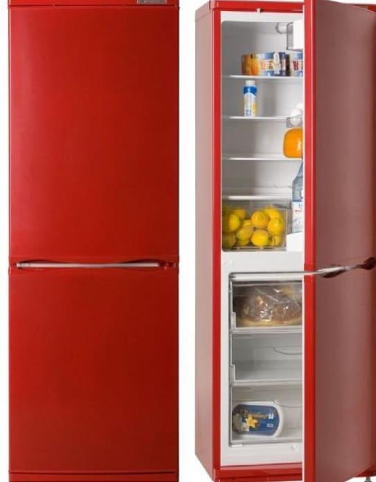 холодильные устройства Атлант