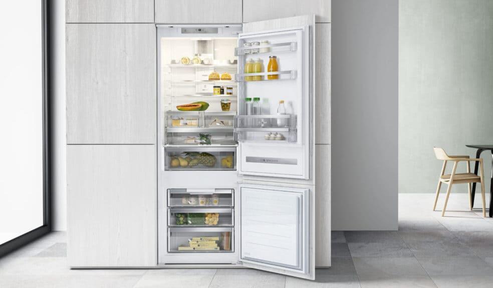 Встраиваемые холодильники Whirlpool