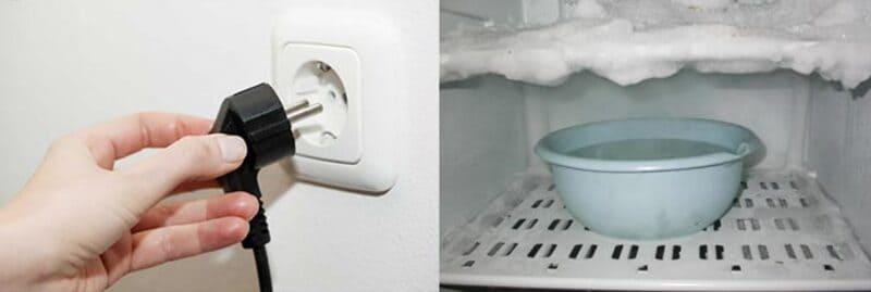 Зачем нужно размораживать холодильник