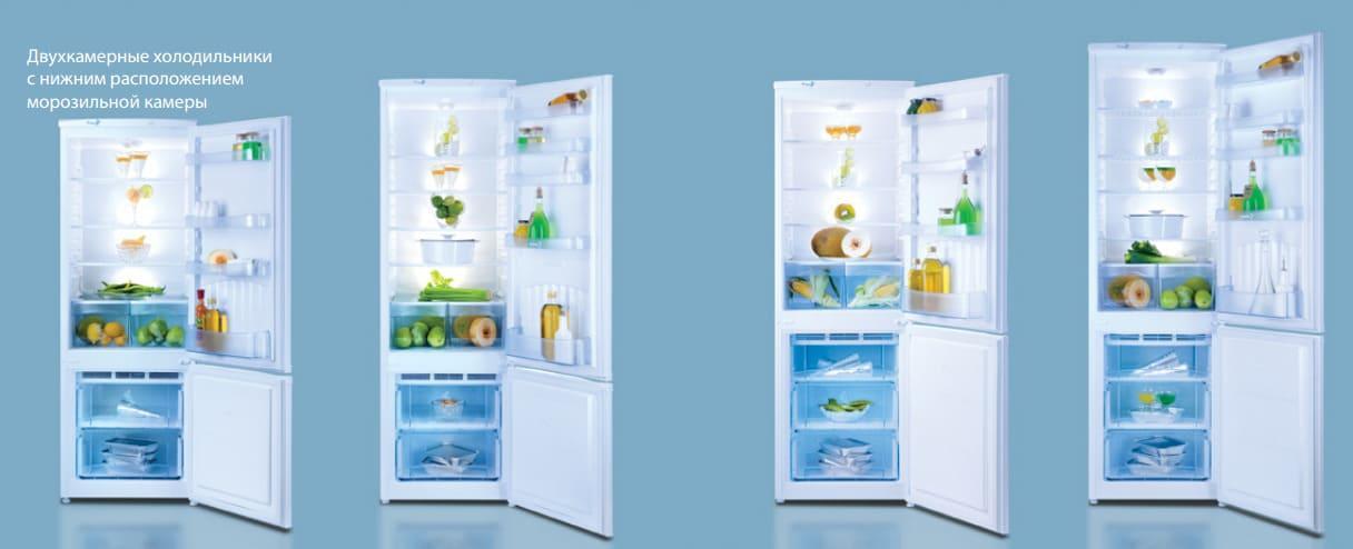 Холодильники НОРД