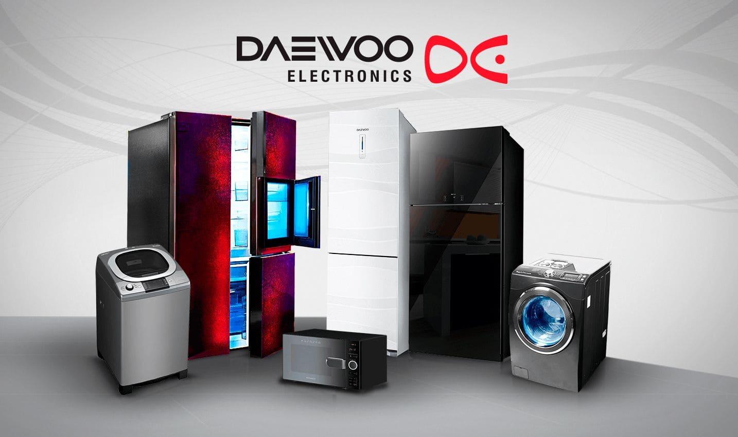 компания Daewoo Electronics