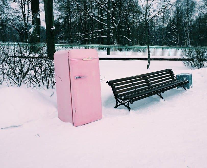 Можно ли хранить холодильник на морозе