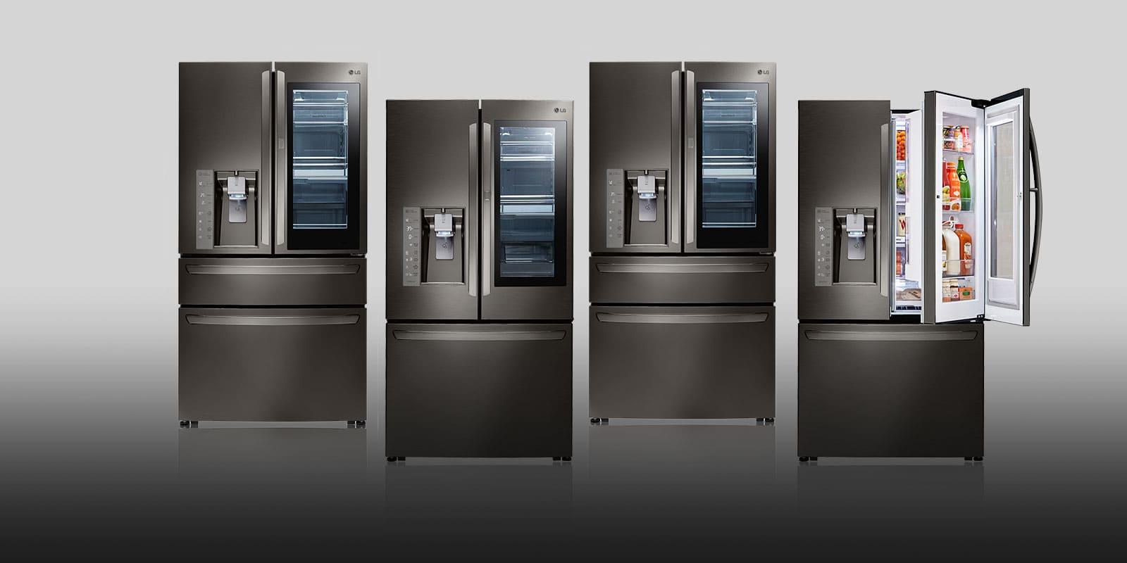 холодильник LG Smart InstaView