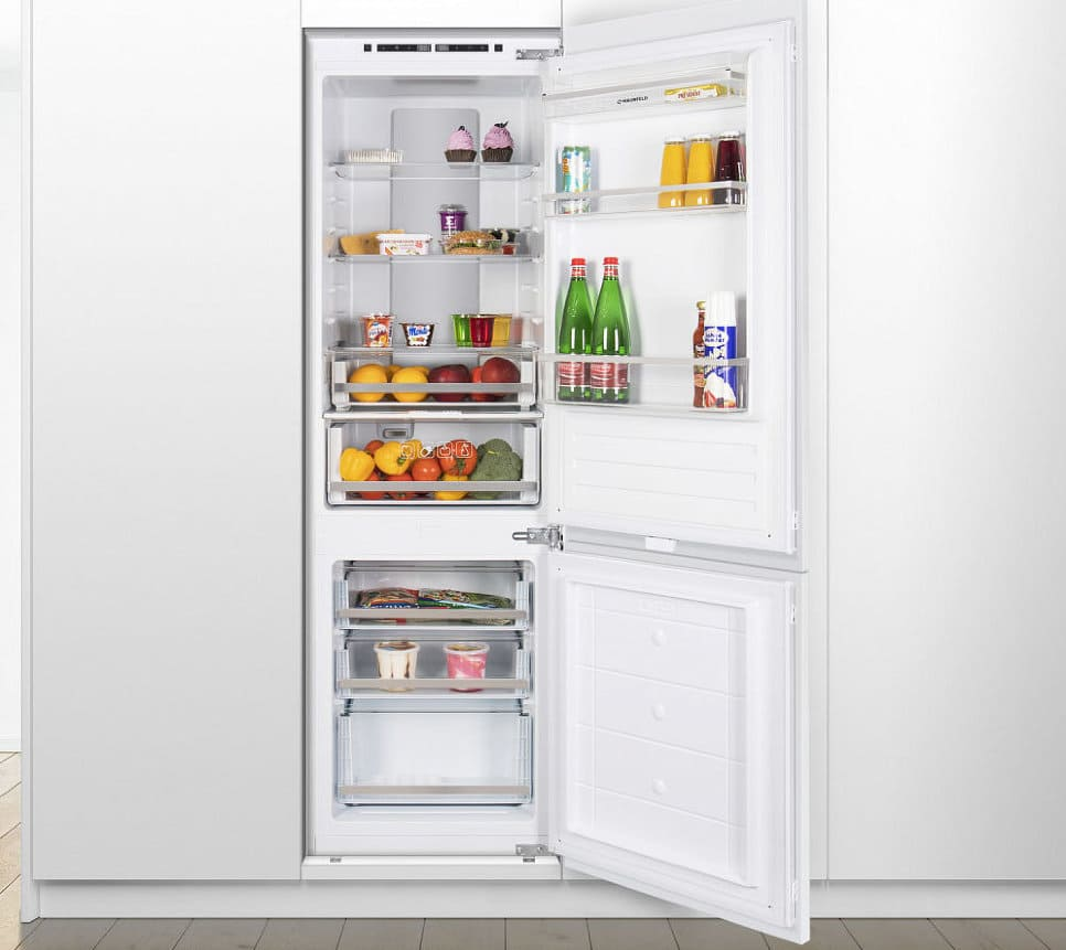 холодильник Maunfeld MBF 177NFW
