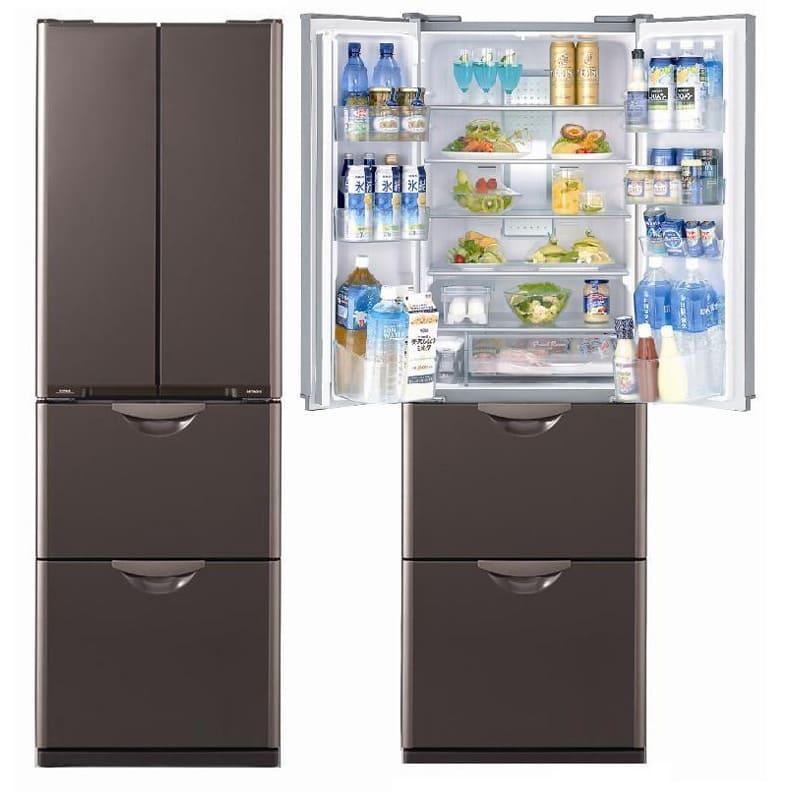 холодильник R-S37WVPU