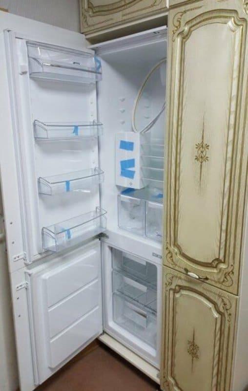 холодильник Smеg С7280F2Р