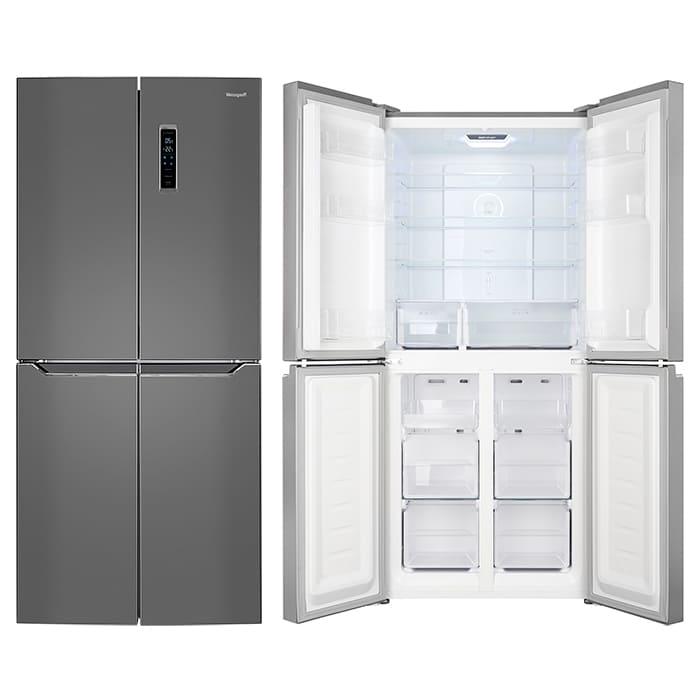 холодильник Weissgauff WCD 486